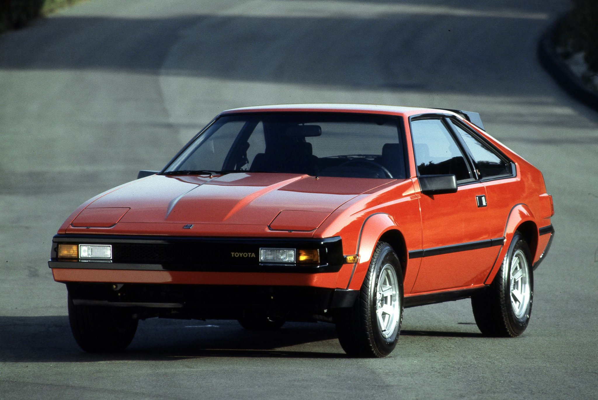 Here's What A 1980s Toyota Celica Supra Costs Today