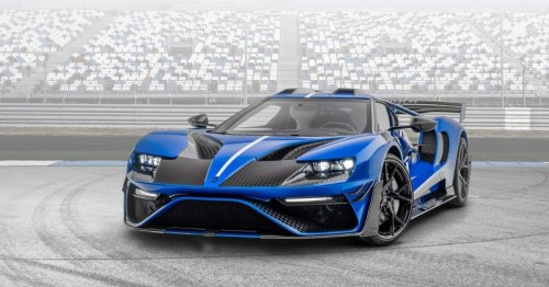 10 Sickest Modifications By Mansory