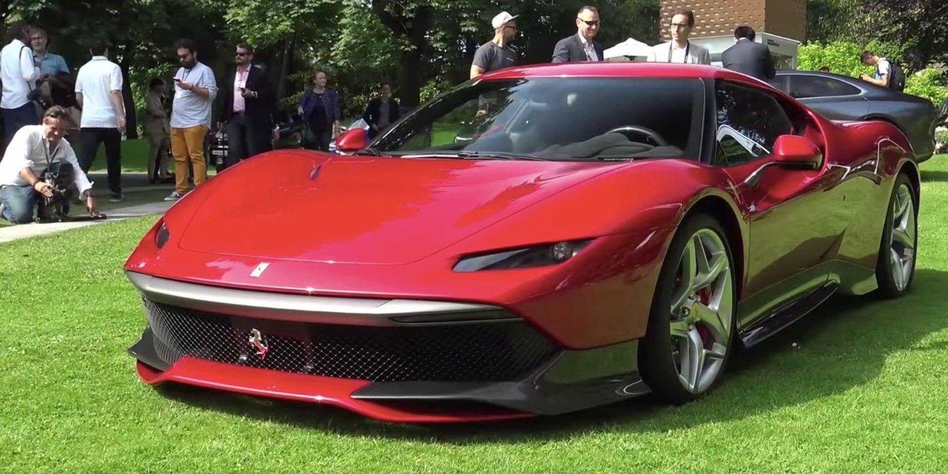 Ferrari's Coolest One-Off Sports Cars