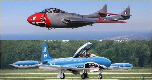 10 Fighter Jets Anyone Can Joy Ride... For A Price