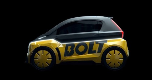 Usain Bolt Unveils Two-Seater Electric Vehicle For Under $10K