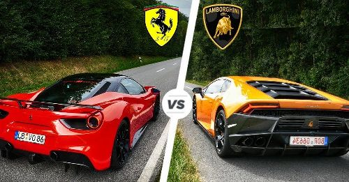 Ferrari vs Lamborghini: Who Makes The Best Supercars?