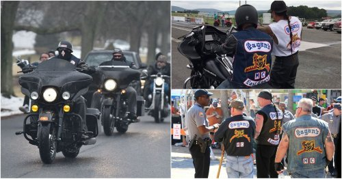 16 Things You Didn't Know About The Pagan's Motorcycle Club