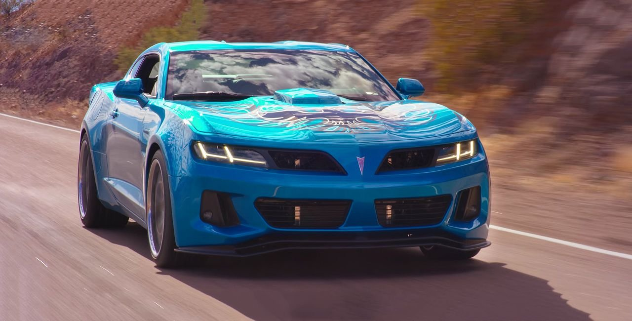 10 Things We Just Learned About The New 2021 Pontiac Trans Am Firebird
