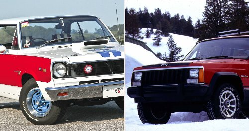The 10 Best Cars AMC Ever Made, Ranked