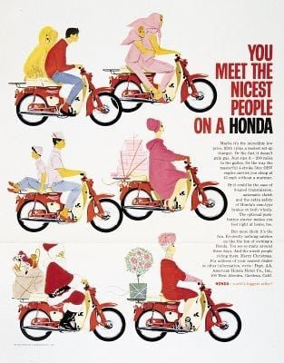 Here's Everything You Need To Know About the Honda Super Cub