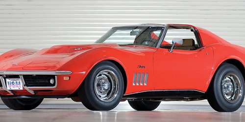 10 Things You Didn't Know About The Chevy Corvette