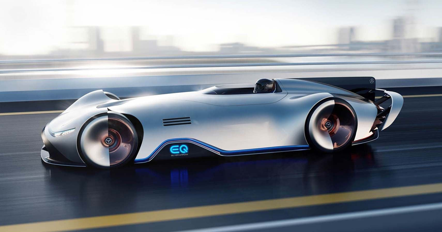 Mercedes EQ: A Full Preview Of Their Electric Lineup