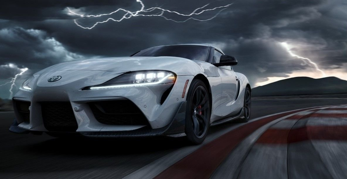 Everything We Know About The 2022 Toyota Supra