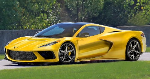GM Files Patent For GT Logo, Rumors Suggest It's For Mid-Engined Corvette