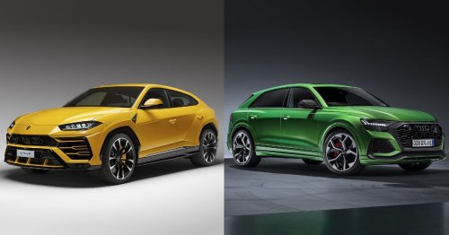 Audi RSQ8 VS Lamborghini Urus: Which Is The Best Performance SUV?