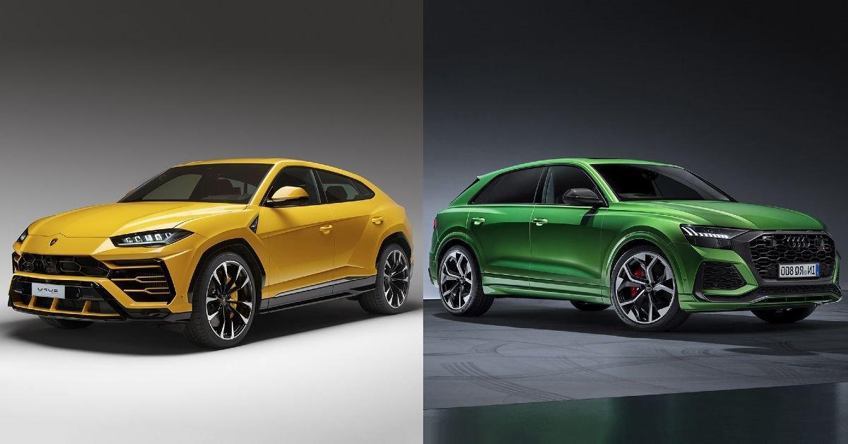 Audi RSQ8 VS Lamborghini Urus: Which Is The Best Performance SUV?