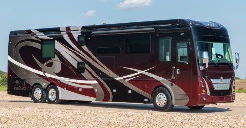 These RVs Are More Comfortable Than A House