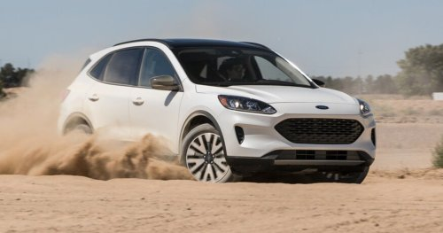 2020 Ford Escape Hybrid Plug-in Reaches 100 MPGe Milestone