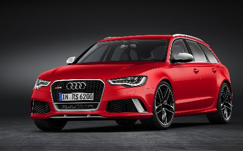 Here's What We Know About The Audi RS6 Avant