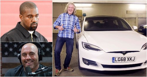 Here's What Celebs Have Said About Tesla Cars (Good And Bad)