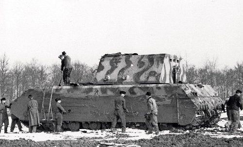 10 Crazy Facts About The Panzer VIII Maus, The Biggest Tank Ever Built