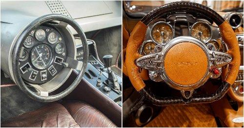 5 Of Ugliest Steering Wheels We've Ever Seen (5 That Are Stunning)
