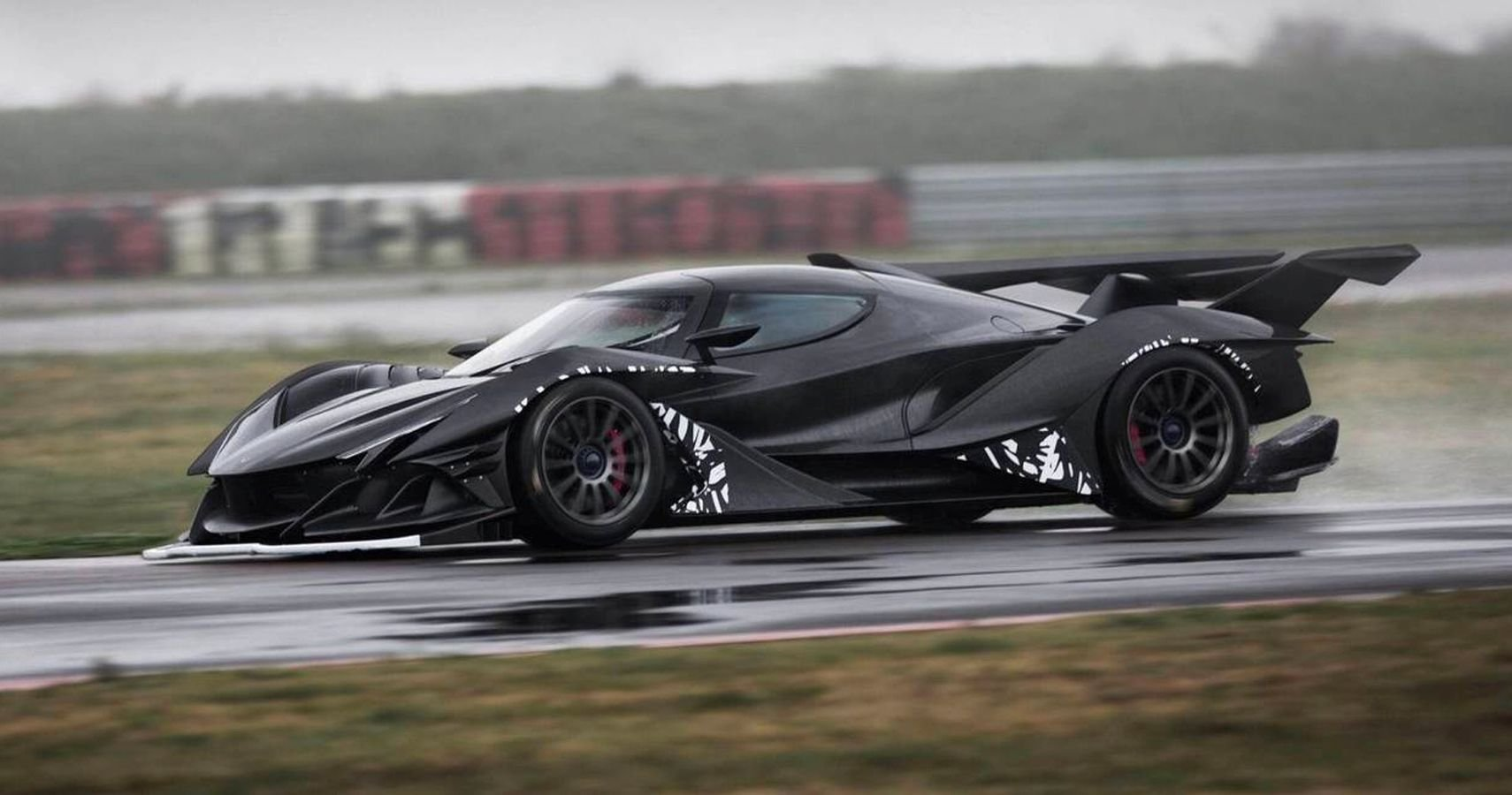 Apollo IE Hypercar Is Extremely Over The Top