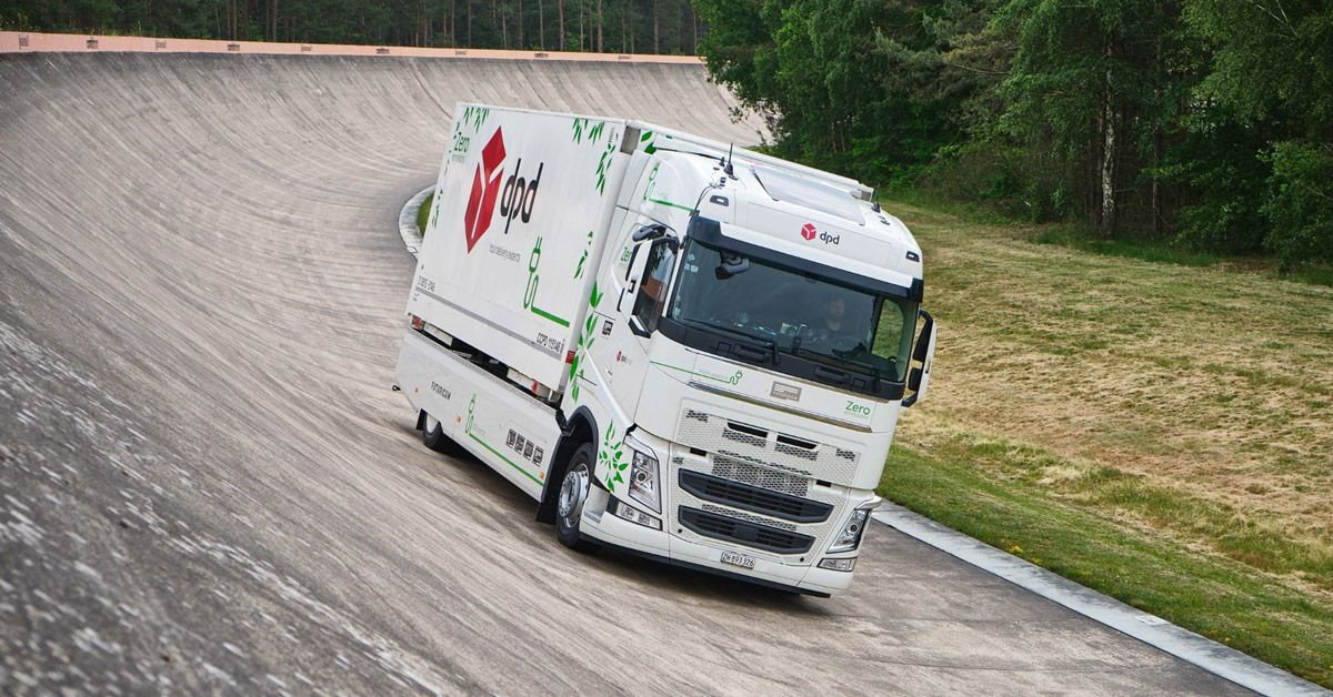 This Swiss Truck Has The EV Range World Record Of 680 Miles