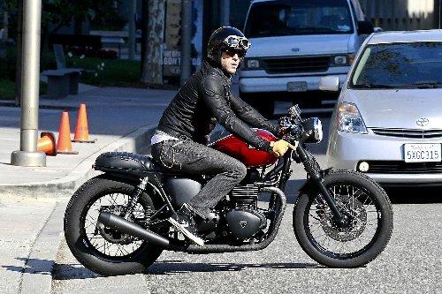 10 Celebrities Who Ride Badass Motorcycles