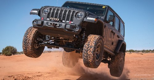 Lifting Spirits: Bringing People Together Over Off-Roading