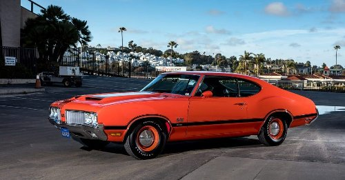 10 Coolest Oldsmobile Cars Ever | HotCars