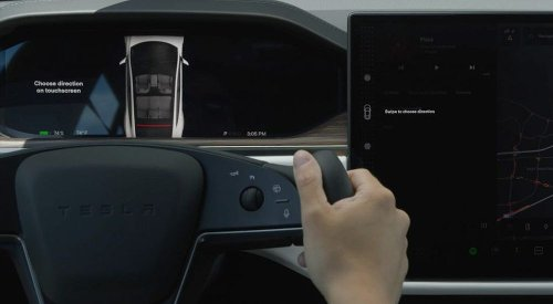 This Is Why Tesla Is Delivering Model S Plaids Without A Steering Wheel
