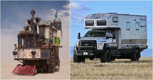 Check Out These Amazing Custom RVs