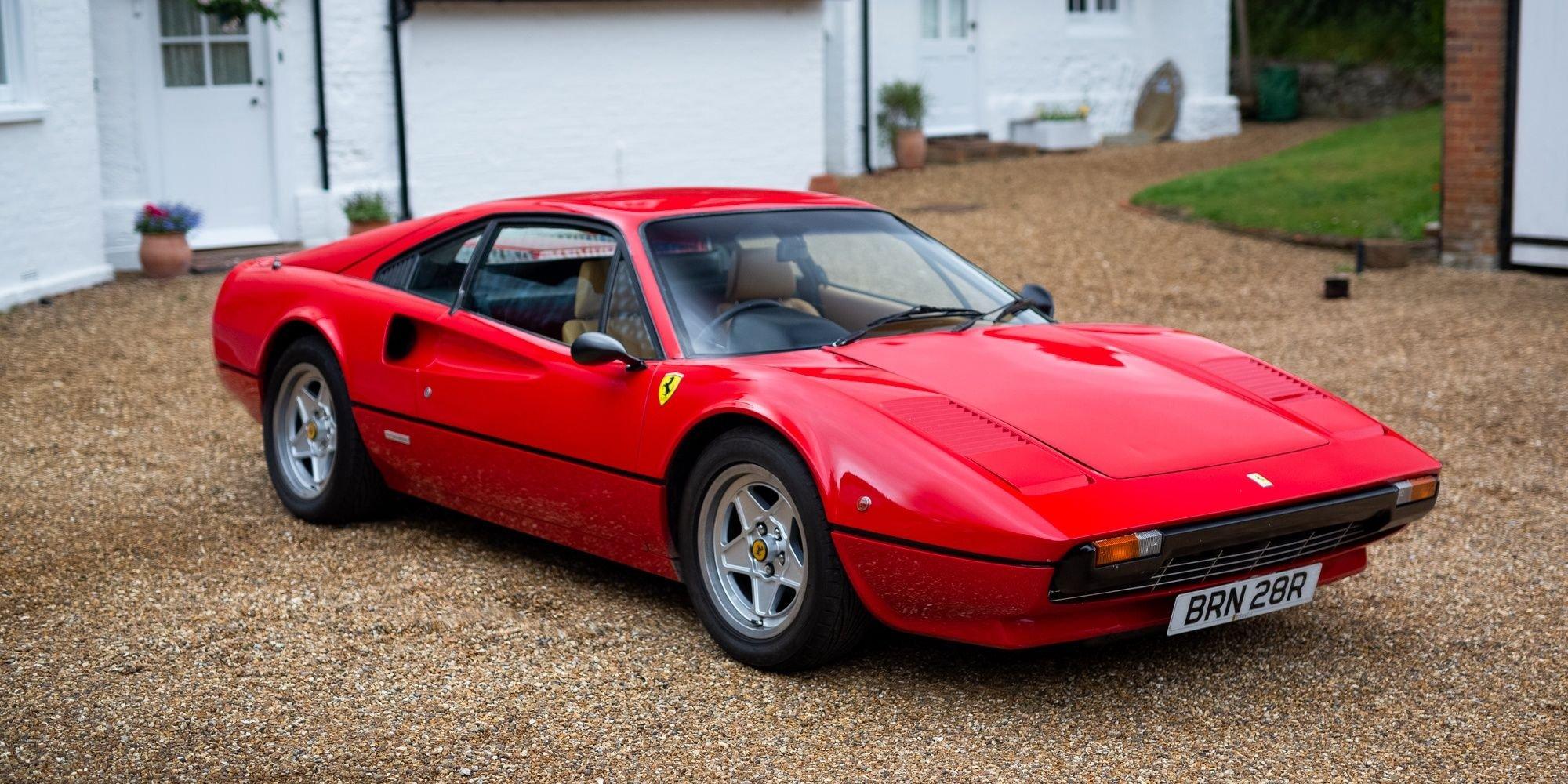 Here's Why We Love The 1975 Ferrari 308 GTB