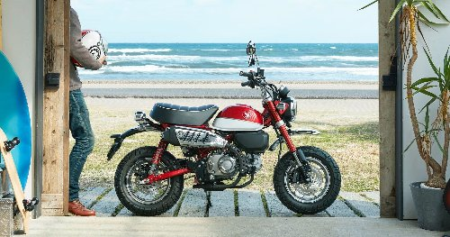 Honda To Bring Monkey & Super Cub Motorcycles Back To USA
