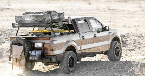 How To Outfit Your Pickup Truck For Overlanding
