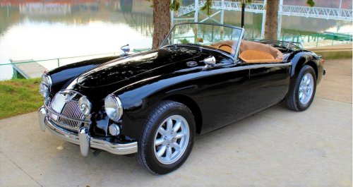 Best Classic Sports Cars To Buy On A Budget