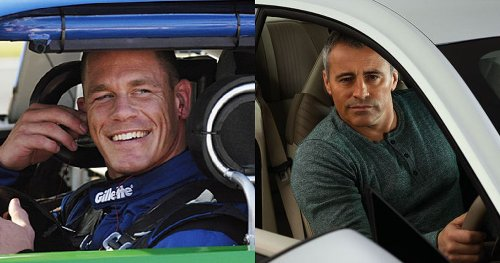 These Celebs Could Be Professional Racers If They Wanted To