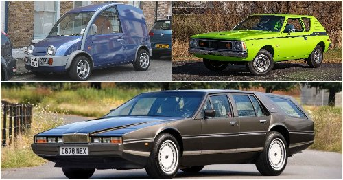 14 Ugliest Cars of the '80s (1 That's Pretty Sick)