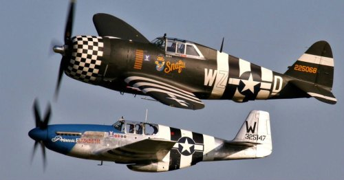 These Were The 10 Best Planes Of WW2 | HotCars