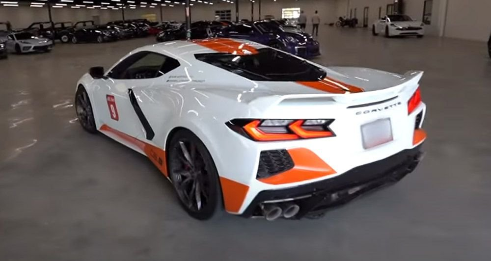 World's Fastest C8 Corvette Owner Gets Tempting Offer To Sell Her Supercar
