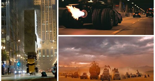 These Are The Greatest Movie Car Chase Scenes