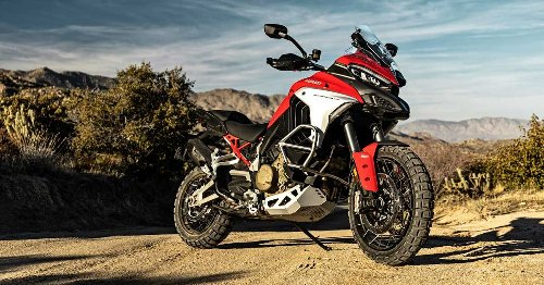 This Is What Makes The Ducati Multistrada Good On Mixed Terrain