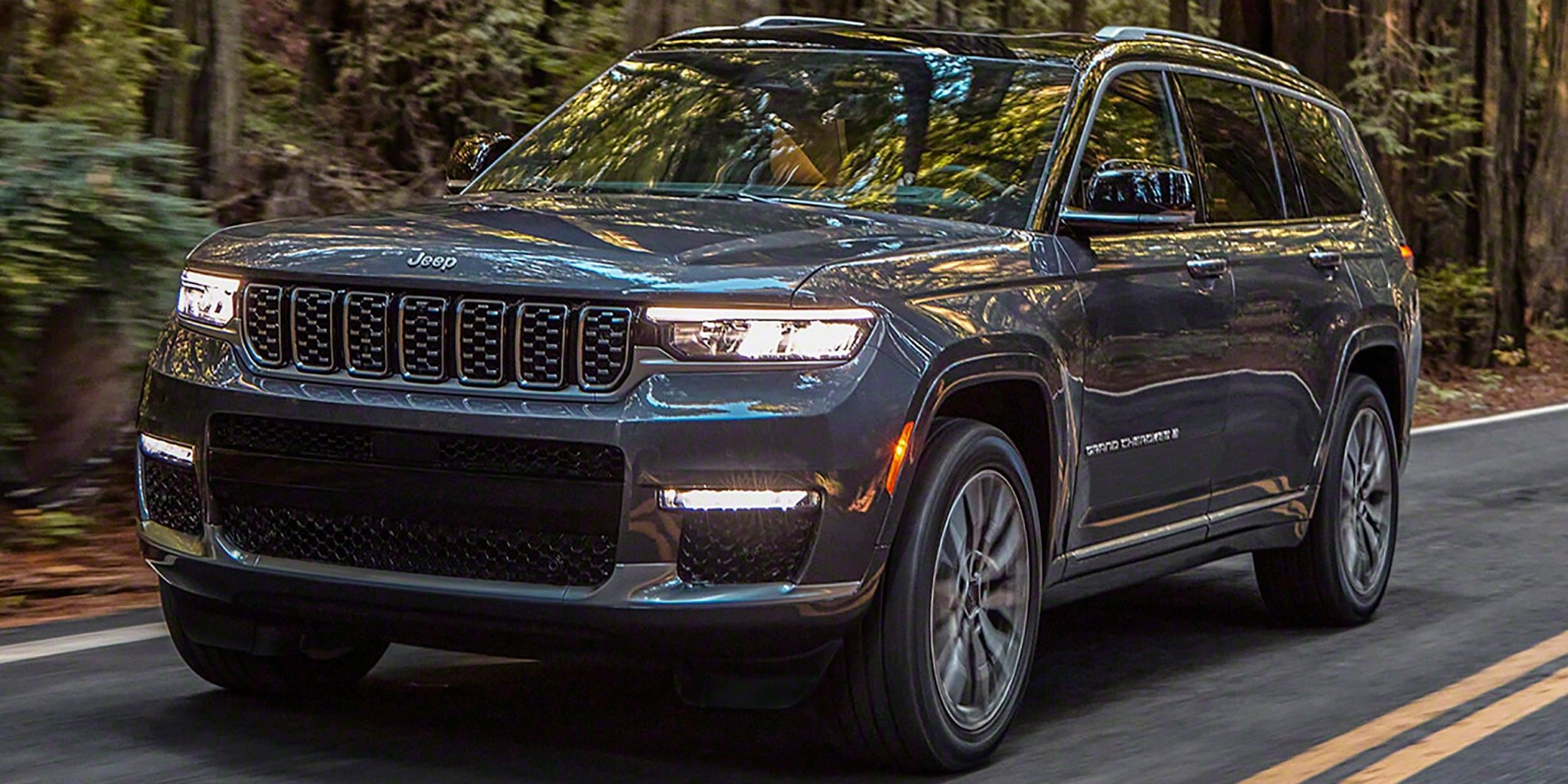 These SUVs Have The Sickest Front Grille Designs