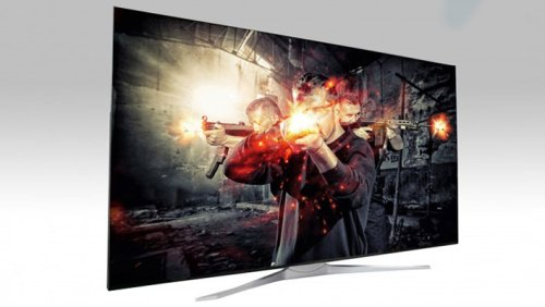 AUO's 85-inch 240Hz 4K TV Is The Ultimate PC Or Console Gaming Centerpiece