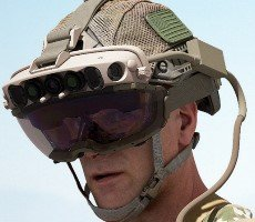 Microsoft Inks $22 Billion Deal To Supply Modified HoloLens AR Headsets To US Army Troops