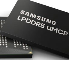 Samsung LPDDR5 Multichip Package Brings Performance And Efficiency To Mainstream Phones