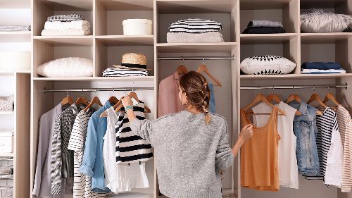 What Is The Difference Between Wardrobe And Closet?