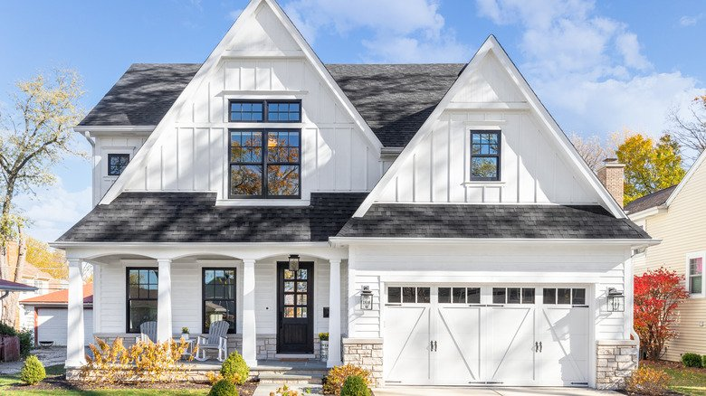 The Most Popular Exterior Paint Colors Of 2021