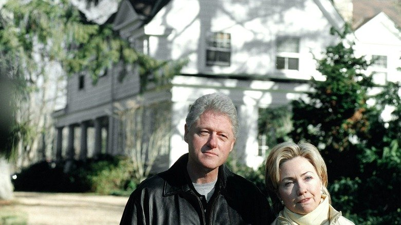 The Clintons' New York Home Is Absolutely Gorgeous