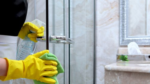 The One Shower Cleaning Trick You Need To Know