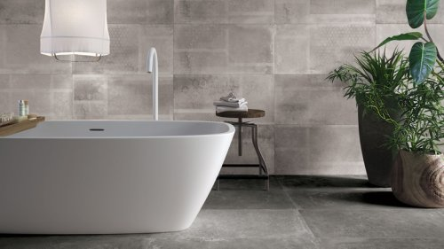 40 Gray And White Bathroom Designs That Are Instant Classics