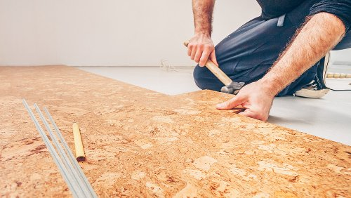 Here's What You Should Know Before Using Cork Tiles In Your Bathroom