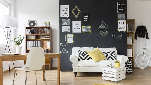 The Real Reason You Might Regret That Chalkboard Paint Wall